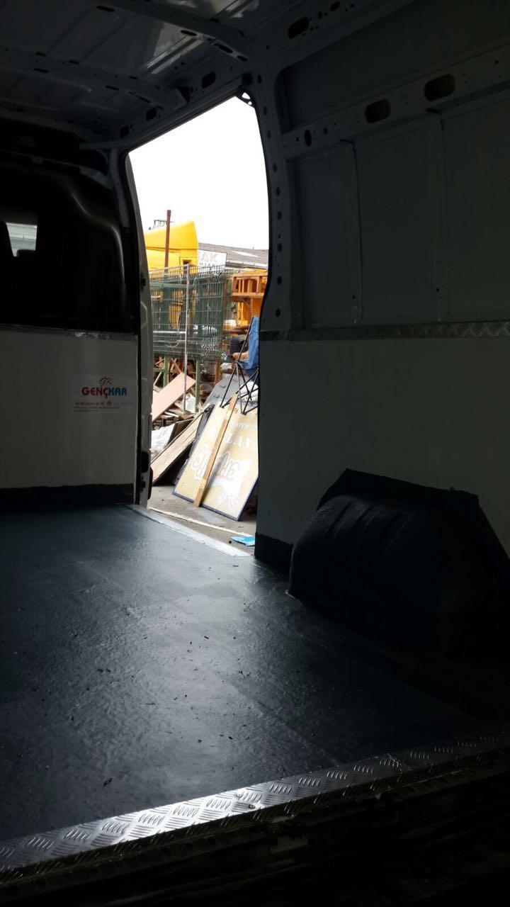 panelvan frigo izolasyon