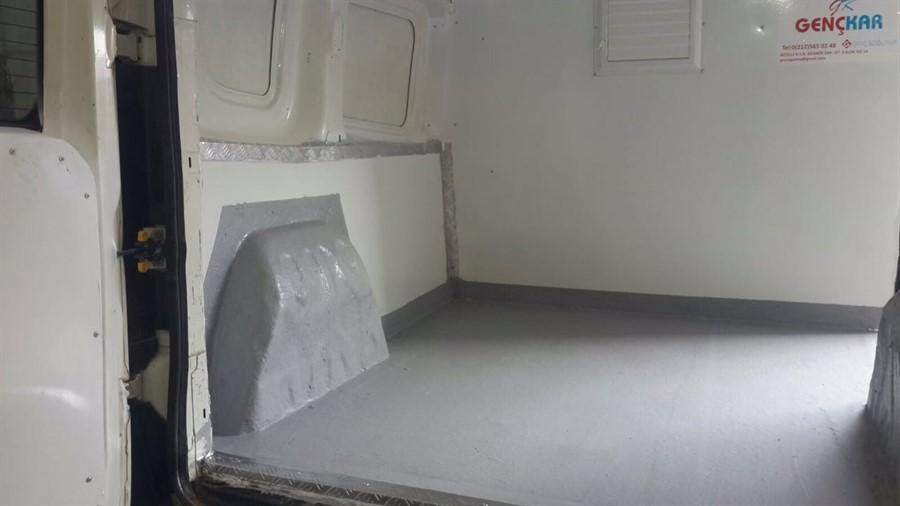 frigo izolasyon
